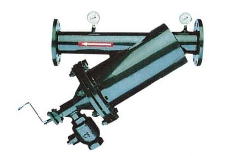 手摇刷式过滤器 -手摇刷式过滤器结构图